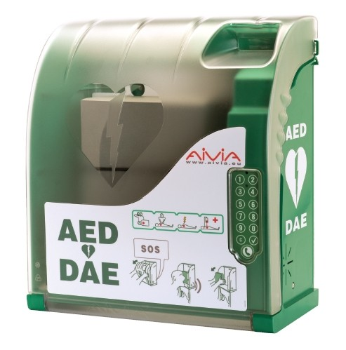 Aivia 210 Aed Binnenkast Met Alarm En Pincode